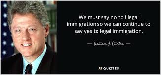 Immigration Quotes Adorable Illegal Immigration Quotes We Must Say No To Illegal Immigration So