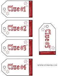 Click Here to Download the Clue Tags in Jpeg Format