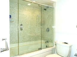 corner shower glass stalls cap tub enclosures showers bed bath bathtub walls