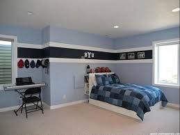 Boys Room Idea Striped Paint This Would Be Perfect With Utah Utes in Boys  Bedroom Paint