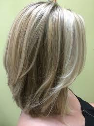 Medium Hairstyles Layers Medium Layered Bob Hairstyles For Fine Hair Hair Pinterest