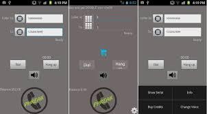 Calling Android For App Fake Fonephreak-