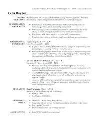 How To Write A Resume For Administrative Position Admin Assistant