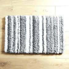 x bath rug striped bathroom cloud step charcoal navy blue mat inch by 60 22 rugs lovely bath rug