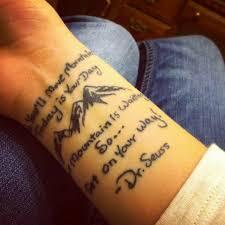 50 Inspirierende Tattoo Zitate Für Männer Zu Versuchen 2018