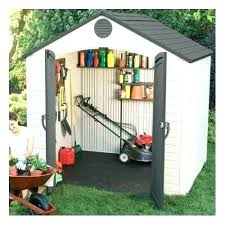 plastic tool sheds storage garden tool storage shed gardening tools plastic garden tool storage lifetime products