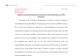 explore the presentation of authority and inferiority in the document image preview