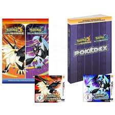 Pokemon Ultrasonne Ultramond Nintendo New 2DS 3DS XL Lösungsbuch option.  NEU&OVP