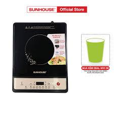 Mã ELMALL300 giảm 7% đơn 500K] Bếp từ cơ SUNHOUSE SHD6148 ( Kèm nồi lẩu )  giá cạnh tranh