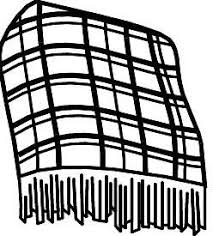 blanket clipart black and white. black house, white house blanket clipart and c