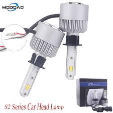Presyo Ng S2 Series Led Headlight Bulbs White Color Vehicle Headlamp