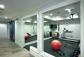 gym wall mirrors gym wall mirrors floor to ceiling mirrored walls design ideas mirror basement gym wall mirrors