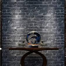 Exposed Brick 3d Wallpaper Steampunkcool