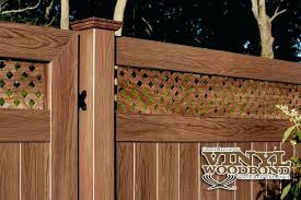 Vinyl privacy fence colors Weathered Cedar Vinyl Fencing Colors Tongue Groove Privacy Fence In Walnut Tongue Groove Privacy Fence In Vinyl Fencing Colors Securitybloginfo Vinyl Fencing Colors White Vinyl Fence Colors Socialthingsclub