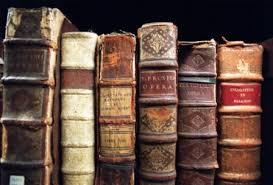 antique books vine values