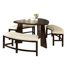 Home Sonata Oak 4 Piece Dining Set With Oval Dining Table At Lowescom