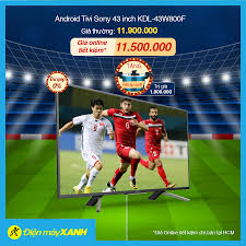 ?Android Tivi Sony 43 inch KDL-43W800F... - Điện máy XANH  (dienmayxanh.com)