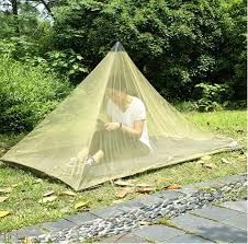 2 2 1 2m single layer gauze mosquito net tents outdoor camping portable mesh tent pyramid shape tents garden decor cca10400 puppy shelters shelter jobs from