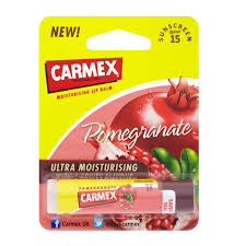 <b>Carmex Pomegranate</b> Lip Balm Stick 4.25g