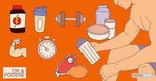 hoeveel eiwitten na sporten