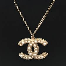 chanel necklace. chanel jewelry - authentic chanel necklace n