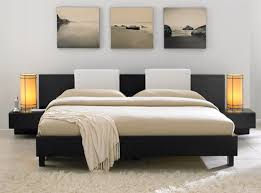low rise bed designs. Interesting Bed Zen Features On Low Rise Bed Designs