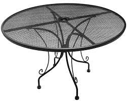engaging metal patio table 18 mesh furniture and modern 021 im d107 china 1 garage breathtaking metal patio table