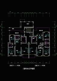 apartment plan dwg best of apartment floor plan cad block set autocad drawing