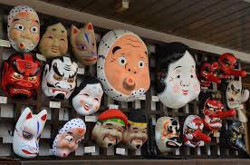 japanese for mask the japanese culture of artistic masks yabai the modern vibrant