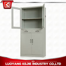 cupboard office. China Knock Down Steel Cupboard Design Office Filing Cabinet With Glass Door