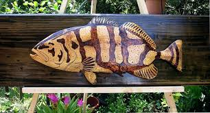 wooden fish wall decor amusing wooden fish wall art design ideas of large wooden fish wall