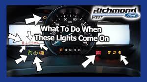2007 Ford Edge Dash Lights Ford Explorer Dash Light Guide