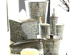Rustic Bathroom Decor Sets