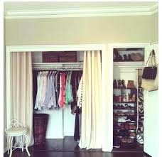 curtains for a door best closet door curtains ideas on curtain closet curtains on a door