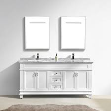 white bathroom vanities with marble tops. Moreno Fayer 72\ White Bathroom Vanities With Marble Tops