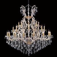 Хрустальная <b>люстра Crystal Lux HOLLYWOOD</b> SP8 CHROME ...
