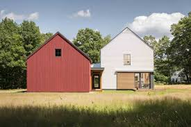 Go Logic launches line of prefab homes with New England aesthetic ...