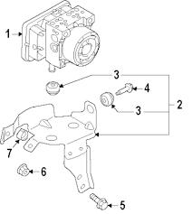 Infiniti I30 Parts Diagram