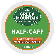 The coffee was hot and the postie. Green Mountain Coffee Coffee K Cup Pods Medium Roast Half Caff 12 0 33 Oz Randalls