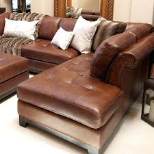 leather sectional with chaise leather sectional with right facing chaise and ottoman cor leather sectional couches
