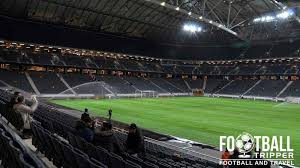 Friends Arena Stadium Aik Fotboll Football Tripper