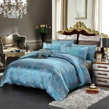 beyond cloud 4 pieces ab sides bedding set home hotel king queen luxury design quality bed sheet duvet cover pillowcases 024