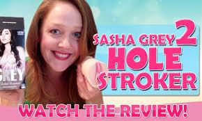 Sasha Grey Pocket Pussy 2 Hole Stroker Best Male Masturbator.