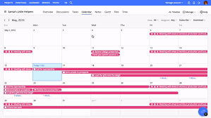 is there a good calendar or project management software for  proofhub s calendar lets you to easily schedule all your tasks events and project milestones so that important dates never slip from your mind