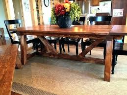 narrow farmhouse white farm table ana for