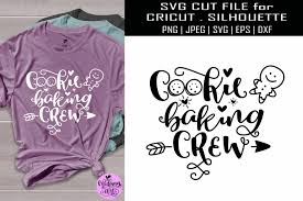 Find & download free graphic resources for christmas svg. Cookie Baking Crew Svg Christmas Svg Shirt By Midmagart Thehungryjpeg Com