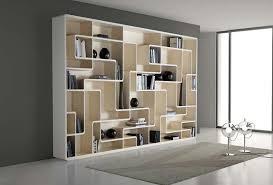 modern bookshelves furniture. Modern Furniture Asymmetry Bookshelf For Large Room Bookshelves R