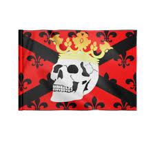 <b>Флаг 22</b>×<b>15 см</b> Пиратский <b>флаг</b> с Веселым Роджером. #3065665 ...