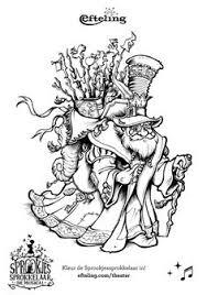 Princezny Sprookjesboom Kleurplaat Met Assepoester Dejachthoorn