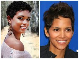Short Hair Style For Black Women the best hairstyles for black women with a round face hair world 1207 by wearticles.com